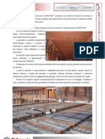 5 Depliant Solaio a Pannelli in Laterocemento