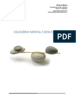 Cultivando o Equilíbrio Mental