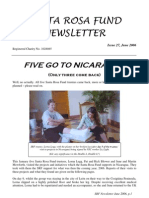 Santa Rosa Fund Newsletter Issue 27