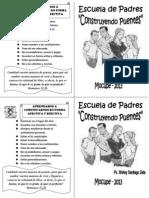 Diptico Charla Puentes