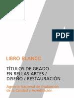 Libroblanco Bellasartes Def