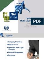 OMLT Architecture Usage-Optimize Multi Layer Transport-To Build New Generation Transport Networks NGN Robert Ksiazek