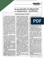 Elección de un método. Blazquez Sanchezpdf