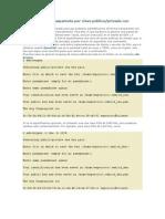 Autentificación trasparente por clave pública