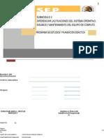 Planeacion Didactica Operacion de Equipos de Computo