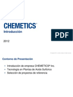01 - Chemetics - Introduction - 2012 - Spanish