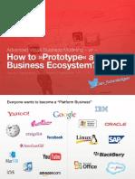 Business Ecosystem Design