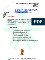 Tests de Inteligencia Emocional