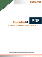 EssentiaBCT White Paper