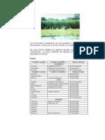 Principales Ecosistemas