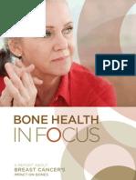 Bone Health in Focus Breast Cancer