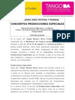 Gacetilla Conciertos- Producciones Especiales.doc