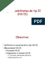 Imunologie- Hipersensibilitatea tip II