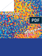 Catalogo Marysia Anos Luz 2013