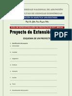 PROYECTO DE EXTENSIÓN SOCIAL