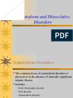 4-Dissociation and form
