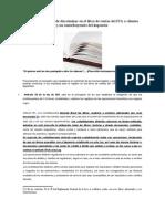 De La Improcedencia de Discriminar en El Libro de Ventas Del IVA a Clientes Contribuyentes y No Contribuyentes Del Impuesto