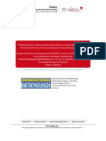 Analisis Experimental Del Desgaste de Protesis