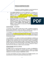Contrato Pd Andina Alimentos Lider Security 2013