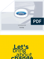 Ford Figo Brochure