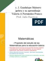 Prsentacion Mate Prof Julio