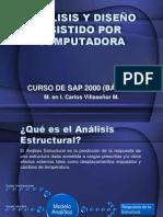 Curso Basico de SAP 2000