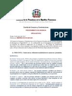 Circular 911 - Mobiliario Especializado [Proyecto 911]