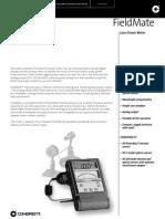 Field Mate Data Sheet