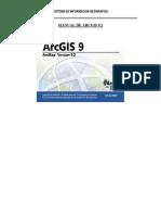 Manual de Arcgis 9