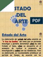 Clase No. 9 Parte 2 - Estado Del Arte