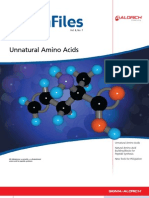 ChemFiles Vol. 8, No. 7 - Unnatural Amino Acids