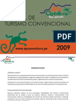 Manual 2009 Turismo Convencional - Apu Aventura