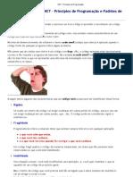 Principos de Programação e Padrões de Projetos I