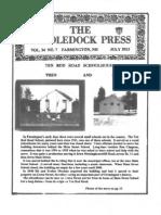 Puddledock Press July 2013