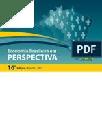 Economia Brasileira Em Perpectiva Ago2012