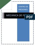 Centro de Presiones