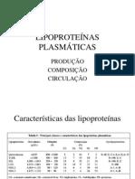 Aulalipoproteinas Plasmaticas 1 Slide Por Folha