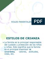 Estilos de Crianza....Diapositivas