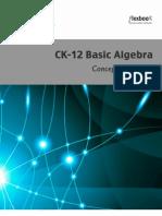 CK 12 Basic Algebra Concepts b v16 Jli s1