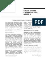 social 9 curriculum
