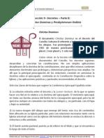 09 - Decretos – Parte II Christus Dominus y Presbyterorum Ordinis
