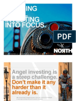 North Venture 360 Report Overview for Angel Group Managers