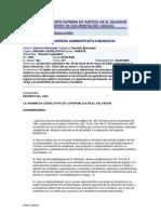 Ley Carrera Municipal El Salvador