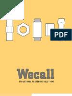 Wecall Catalog