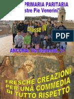 Lavoro Classe 4° - Scuola Pie Venerini - Ancona - 2009
