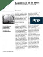 La presencia de las cosas.pdf