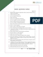 CBSE Class 11 Business Studies Sample Paper-01