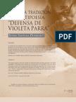 Parra Defensa Violeta Parra