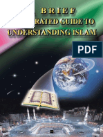 A Brief Illustrated Guide to Understanding Islam (GOOD BOOK)