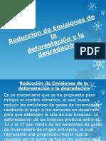 Reducción de Emisiones de la